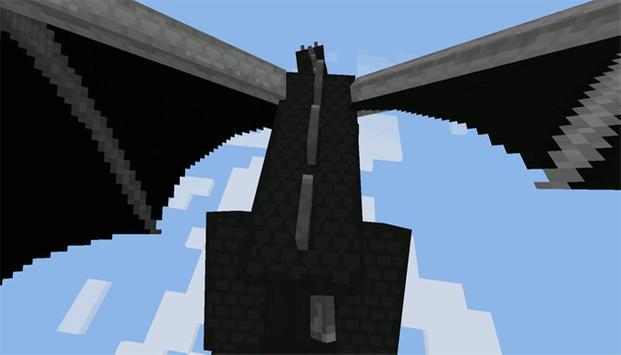 Mod Driveable Dragon for MCPE apk screenshot