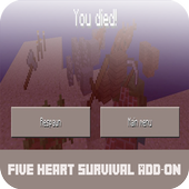 Mod Five Heart Survival for PE icon
