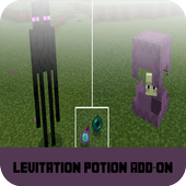 Mod Levitation Potion for MCPE icon