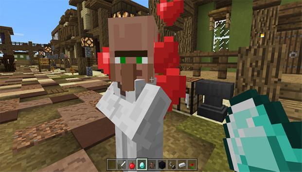 Mod Villager Companion for PE apk screenshot