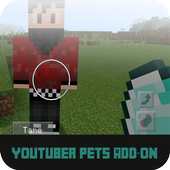 Mod YouTuber Pets for MCPE icon