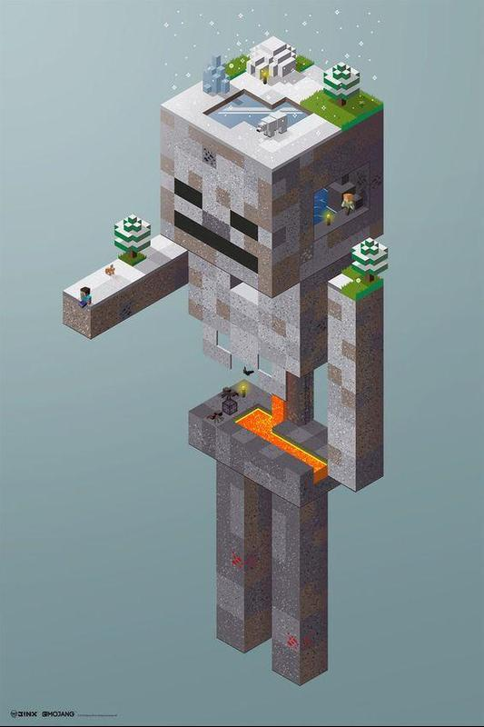 Minecraft Wallpapers для Андроид