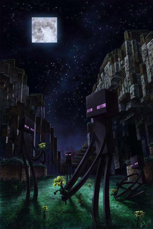 Minecraft Wallpapers poster Minecraft Wallpapers screenshot 1 ...