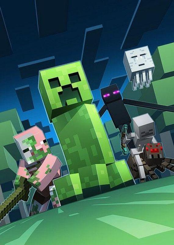 Minecraft Wallpapers For Android
