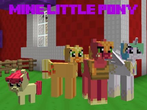 MineLittle Pony Skins for MCPE screenshot 3