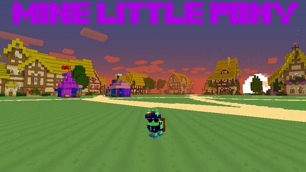 MineLittle Pony Skins for MCPE screenshot 1