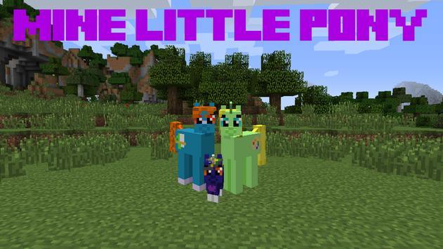 MineLittle Pony Skins for MCPE screenshot 2