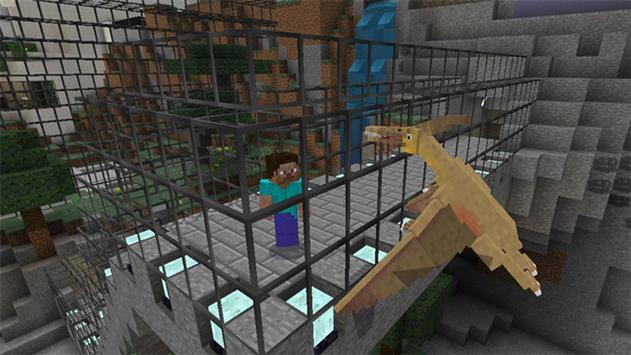 Jurassic craft map mcpe apk download free entertainment app for jurassic craft map mcpe apk screenshot gumiabroncs Images