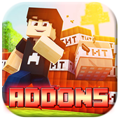 TNT Addons for Minecraft PE icon