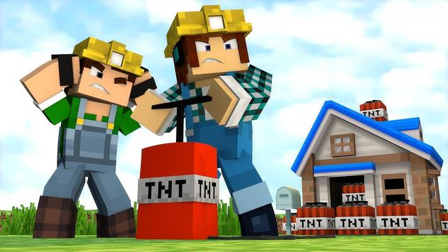 TNT Addons for Minecraft PE poster