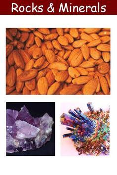 Rocks & Minerals Book screenshot 1
