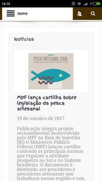 PEA - Projeto de Educação Ambiental apk screenshot