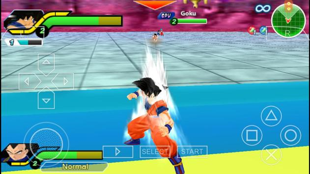 Ultimate Tenkaichi Tag Team screenshot 3