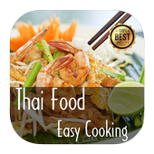 Thai Food Easy Cooking Recipes icon