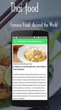 Thai Food Easy Cooking Recipes screenshot 2
