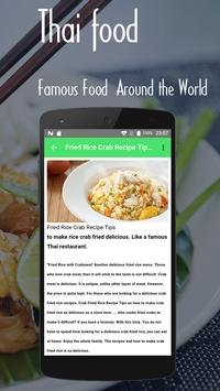 Thai Food Easy Cooking Recipes screenshot 5