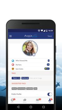 Aussie Dating. Chat & Date for Australian Singles screenshot 2