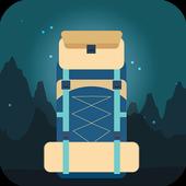 Backpacker Traveler Community icon