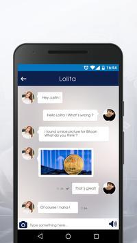 BitBuds Mingle - Bitcoin Chat screenshot 3