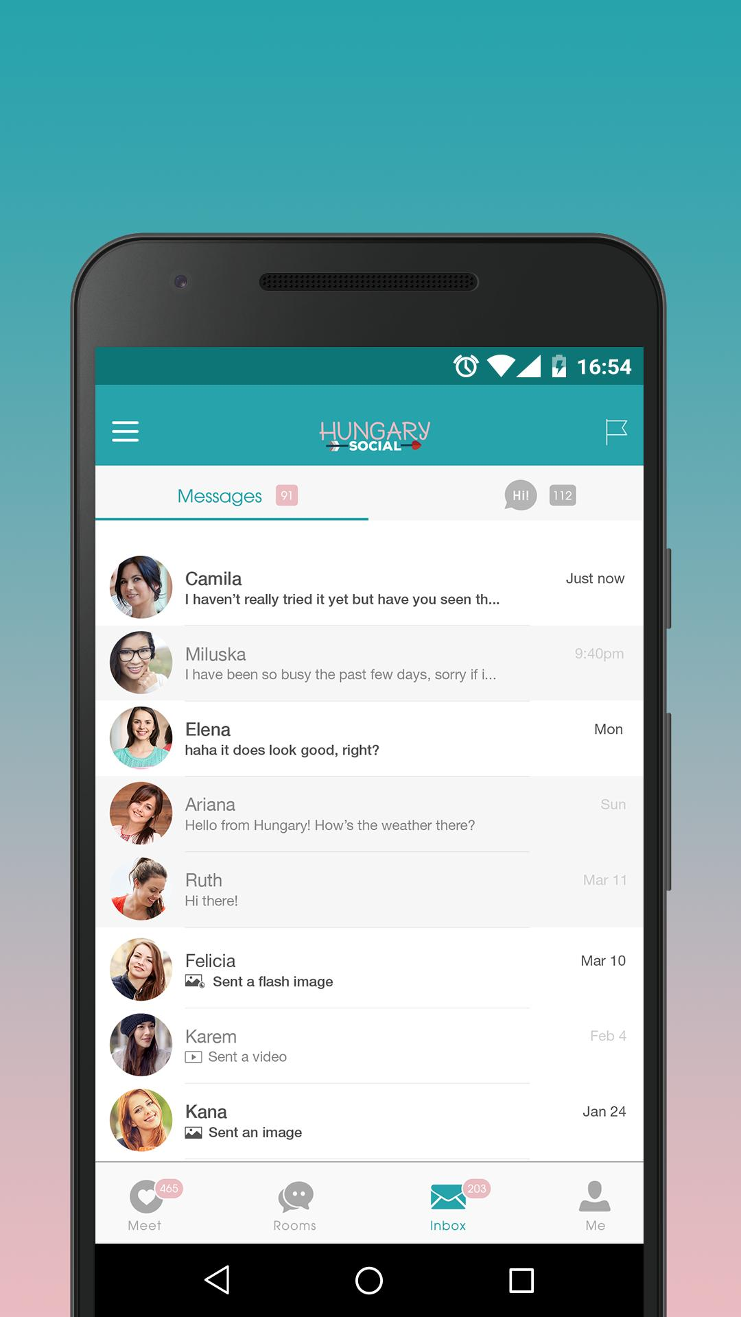 mobile dating chat site