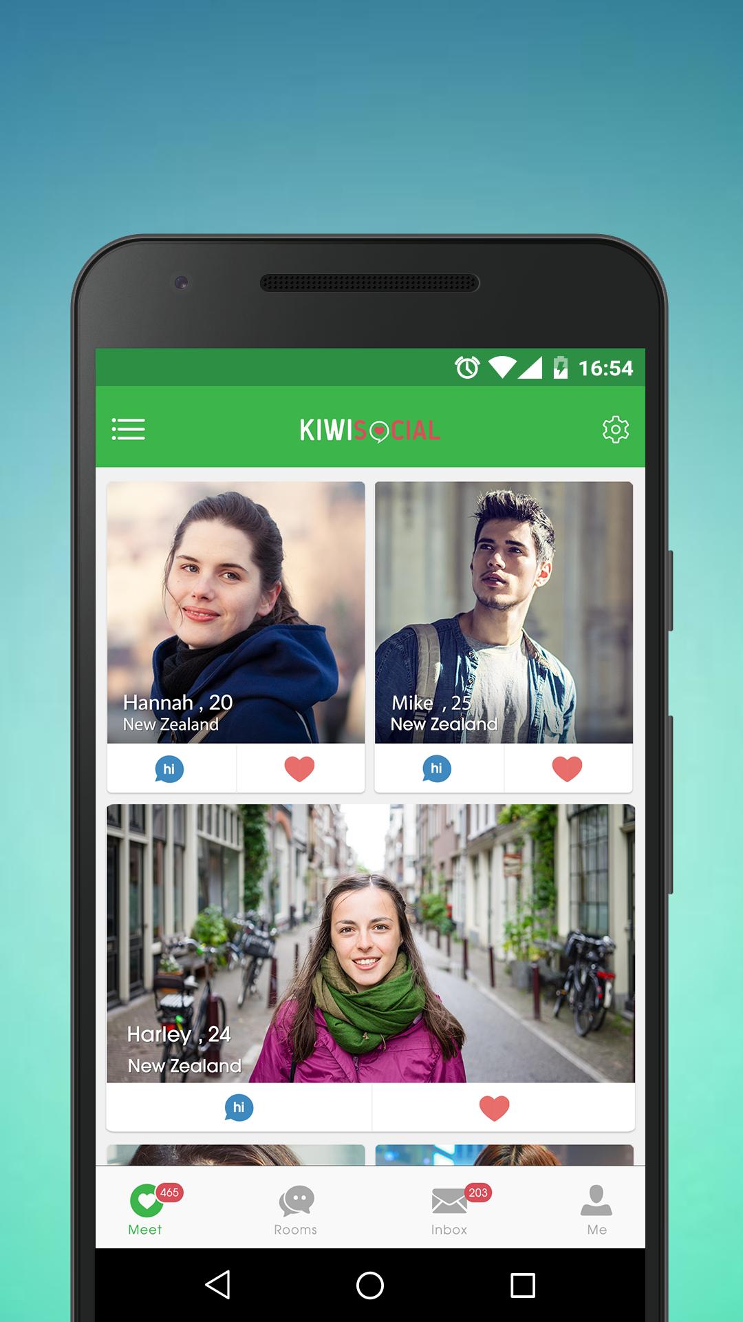 Kiwi Dating Site