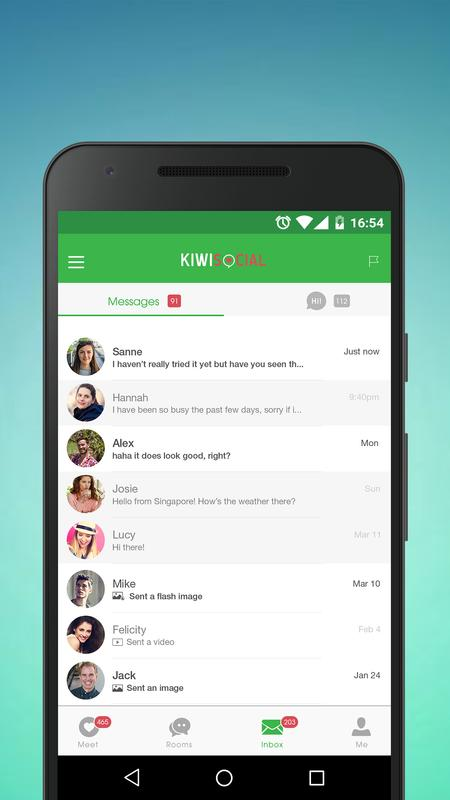 Kiwi Social Chat Dating For Android Apk Download