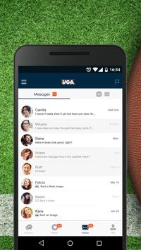 Georgia Bulldogs Football Fans apk screenshot