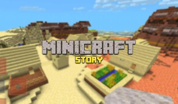 Mini Craft Story poster