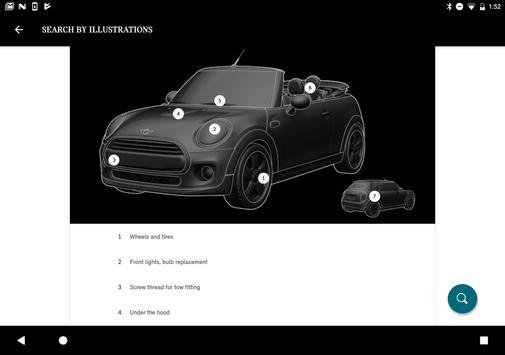 MINI Motorer's Guide apk screenshot