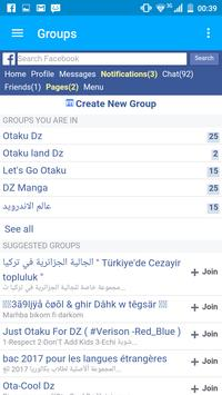 Mini Fast Facebook apk screenshot