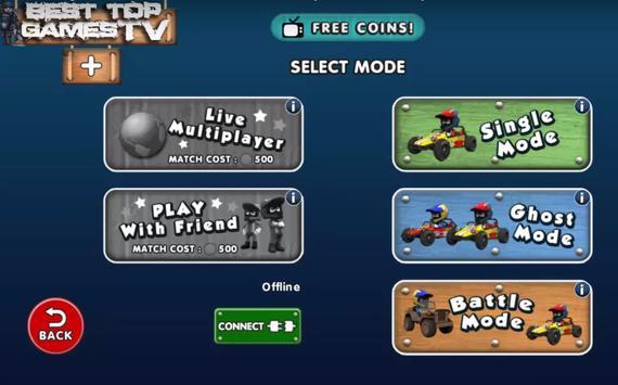 Guide for Mini Racing apk screenshot