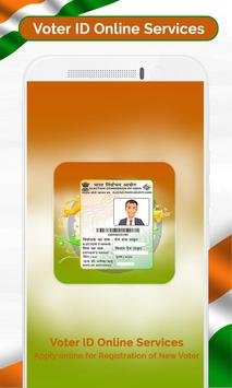 Voter Id Online Services poster