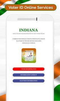 Voter Id Online Services screenshot 1