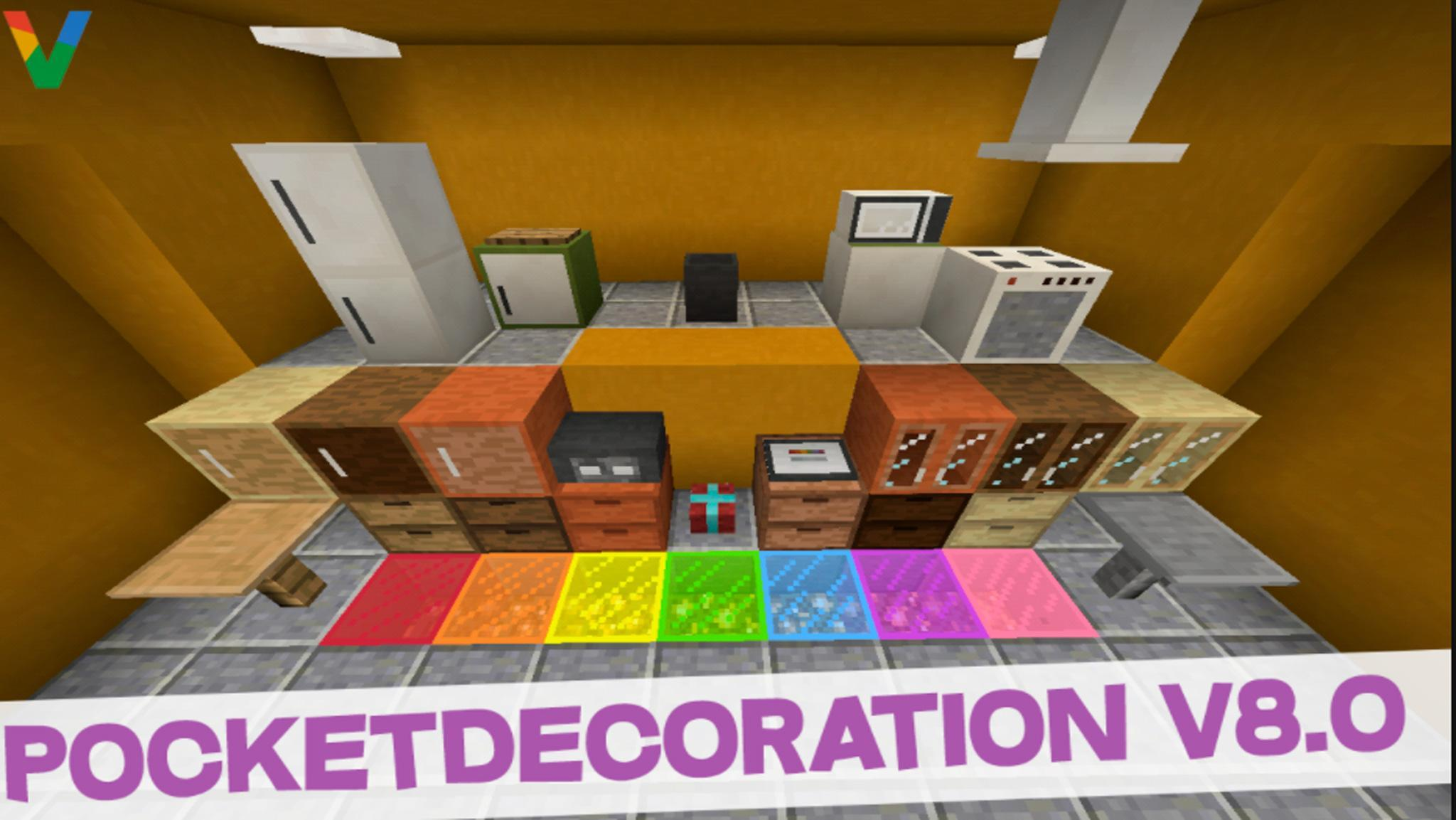 Kitchen Addon Minecraft Pe - Kitchen Appliances Tips And Review