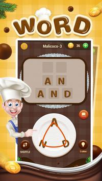 MiniWorld - Word Chef screenshot 1