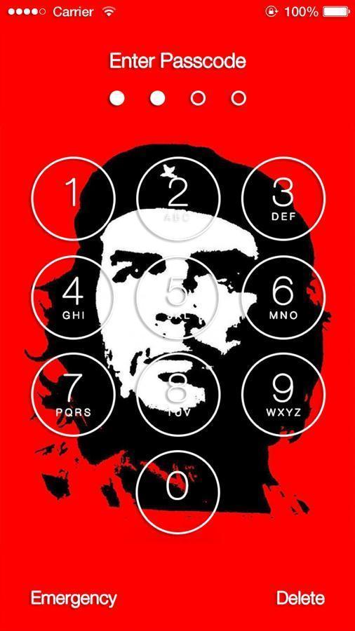 Ernesto Che Guevara Wallpaper Lock Screen For Android Apk