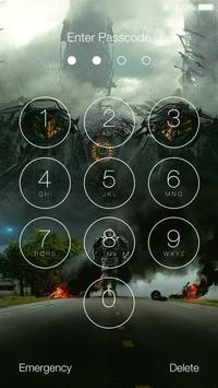 Transformers HD Lock Screen screenshot 2