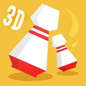 Mini Bowling 3D icon