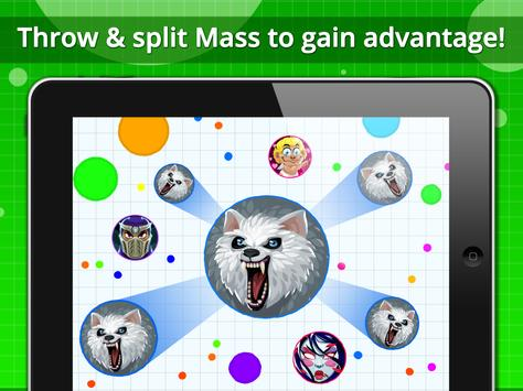 Agar.io apk screenshot
