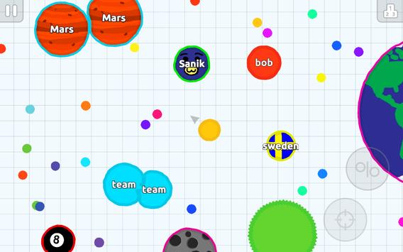 Agar.io apk screenshot