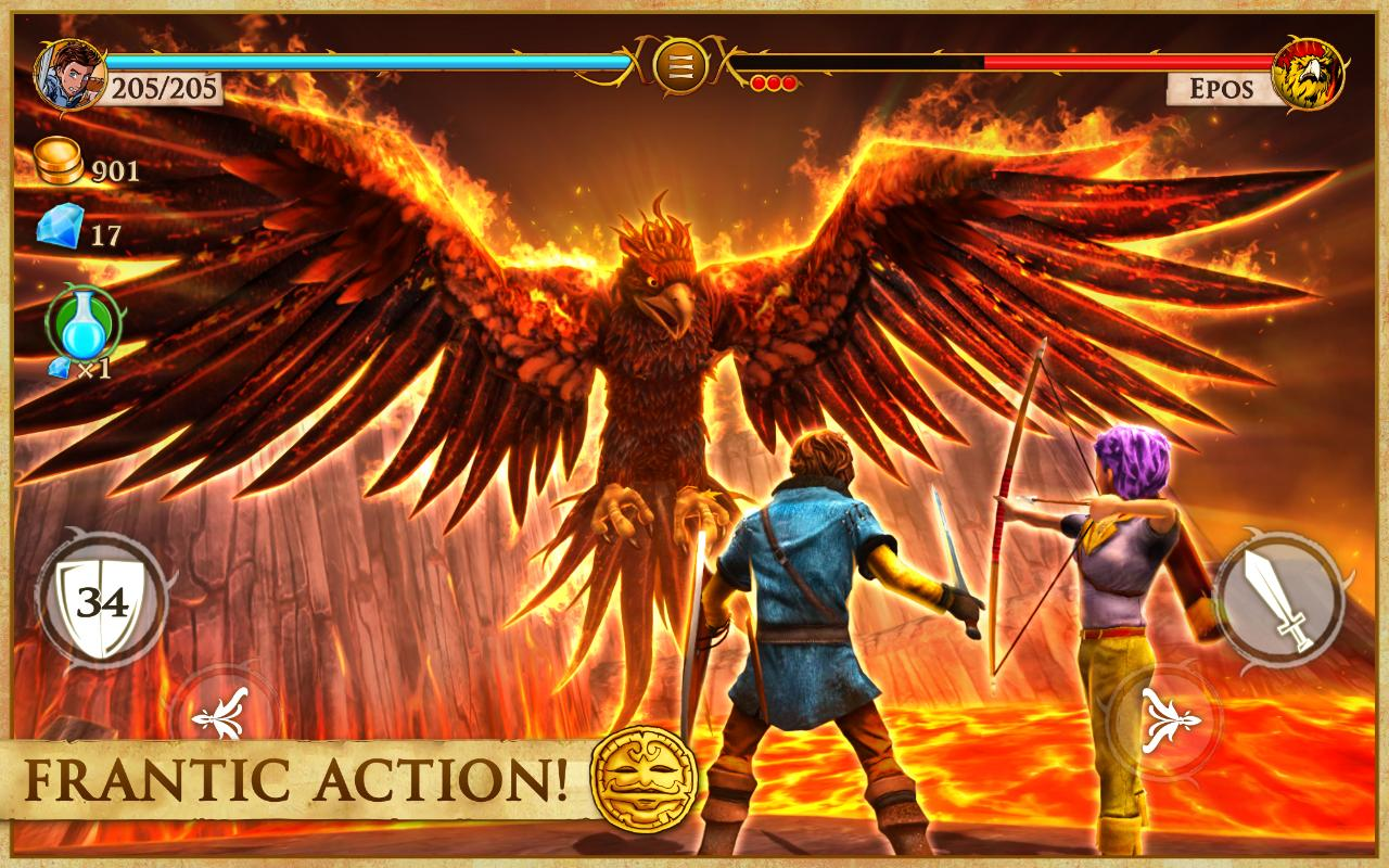 Beast Quest for Android - APK Download