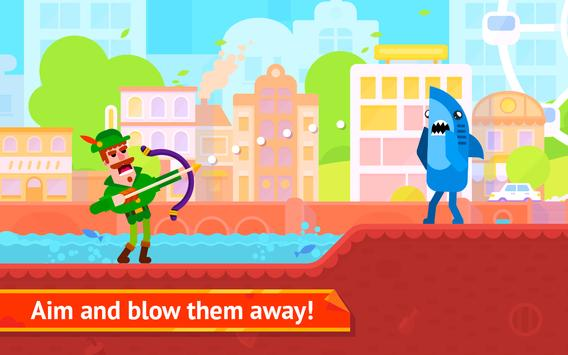 Bowmasters screenshot 5