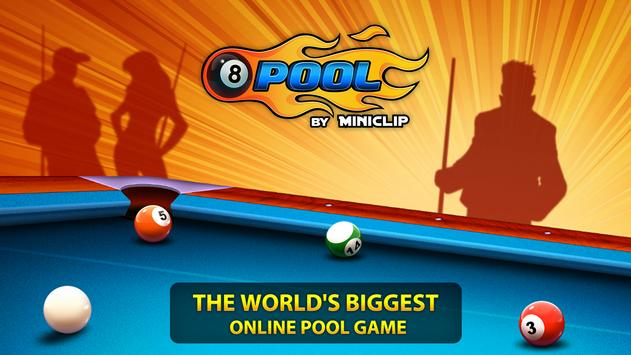 8 Ball Pool apk 截图