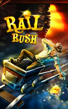 Rail Rush apk screenshot