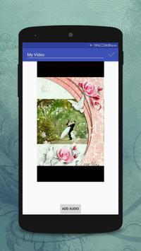 Wedding Photo Video Music Make apk screenshot