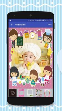 Baby Photo Video Maker Music apk screenshot