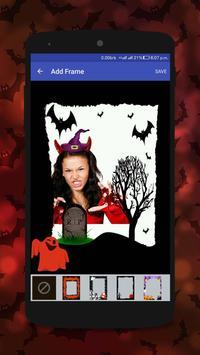 Halloween Photo to Video Maker screenshot 2