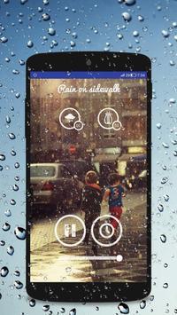 Rain Sounds - Sleep & Relaxing screenshot 3