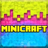 MiniCraft Castle Building ícone