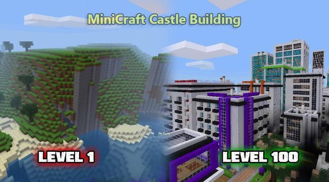 MiniCraft Castle Building imagem de tela 3